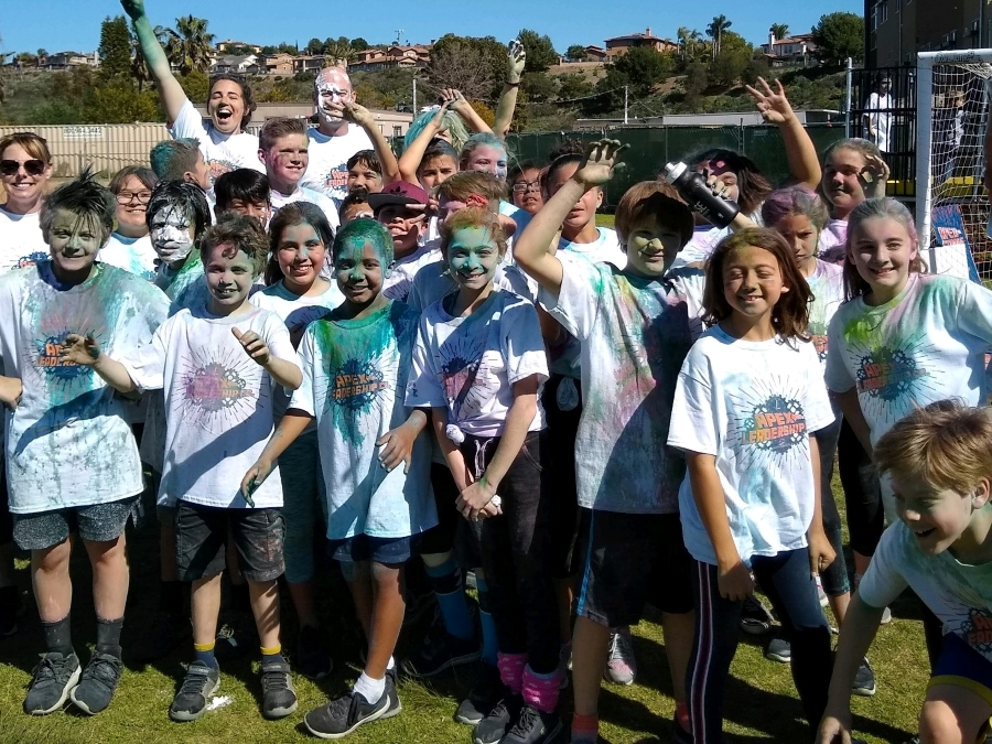APEX Color Run